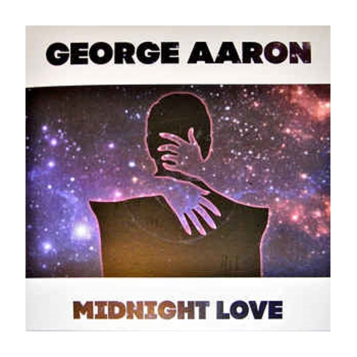 GEORGE AARON - MIDNIGHT LOVE (WHITE VINYL)
