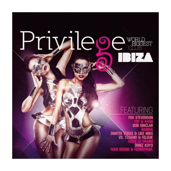 PRIVILEGE IBIZA 2015