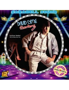 DAVID LYME - BAMBINA / PLAYBOY (PICTURE DISC)