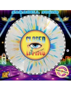 CLOSED - LIVING IN YOUR EYES (MARBLE DISC)