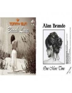 ALAN BRANDO / TOMMY SUN - ONE MORE TIME / BEACH LOVE (VINYL)