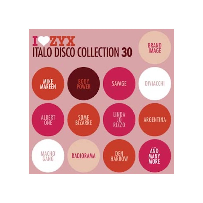 ZYX ITALO DISCO COLLECTION VOL.30 (3CD)