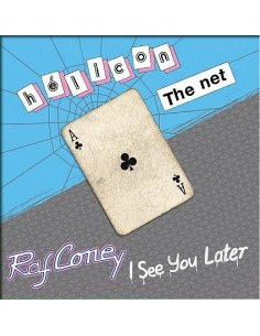 HELICON / RAF CONEY - THE  NET / I SEE YOU LATER (VINYL)