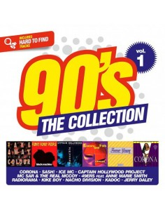 90s THE COLLECTION PACK (7CD)