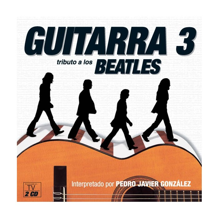 GUITARRA 3-TRIBUTO A BEATLES
