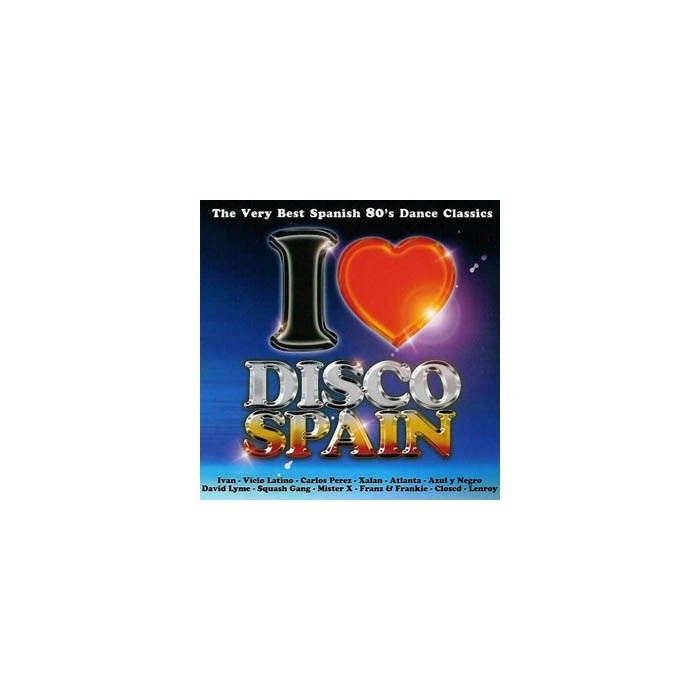 I LOVE DISCO SPAIN Vol.2