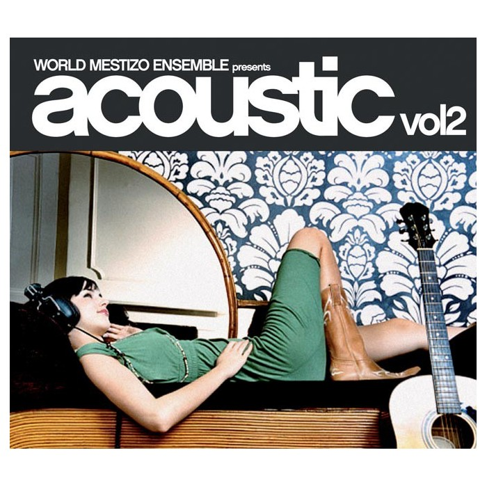 WORLD MESTIZO ENSEMBLE-ACO VOL.2