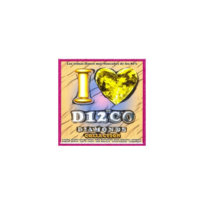 I LOVE DISCO DIAMONDS Vol.43