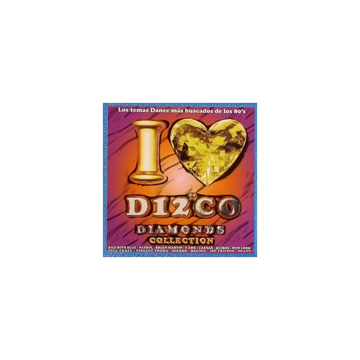 I LOVE DISCO DIAMONDS Vol.44