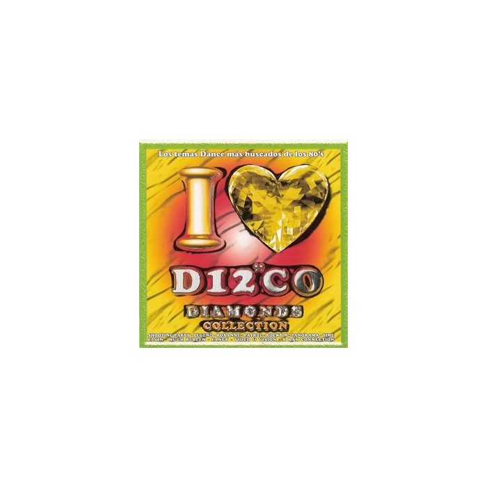 I LOVE DISCO DIAMONDS Vol.45