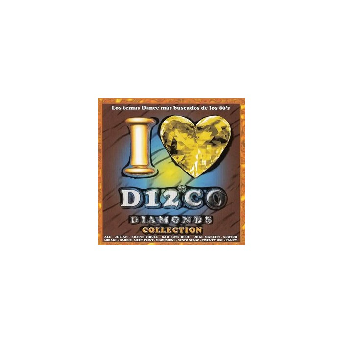I LOVE DISCO DIAMONDS Vol.46