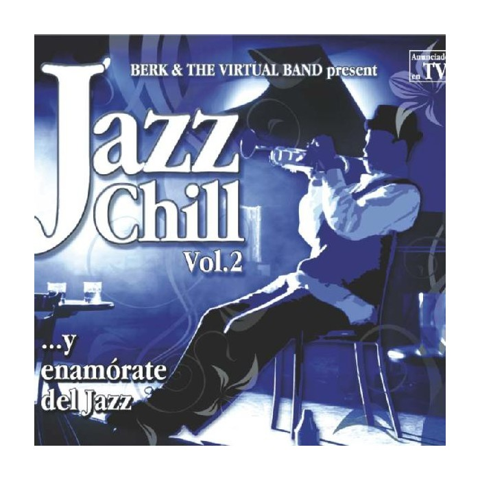 BERK & THE VIRTUAL BAND - JAZZ  CHILL Vol.2