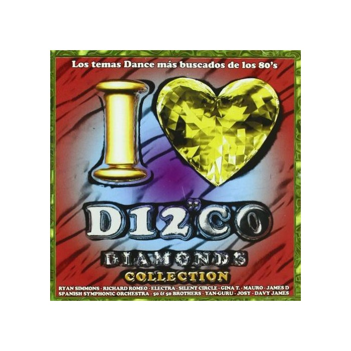 I LOVE DISCO DIAMONDS Vol.48