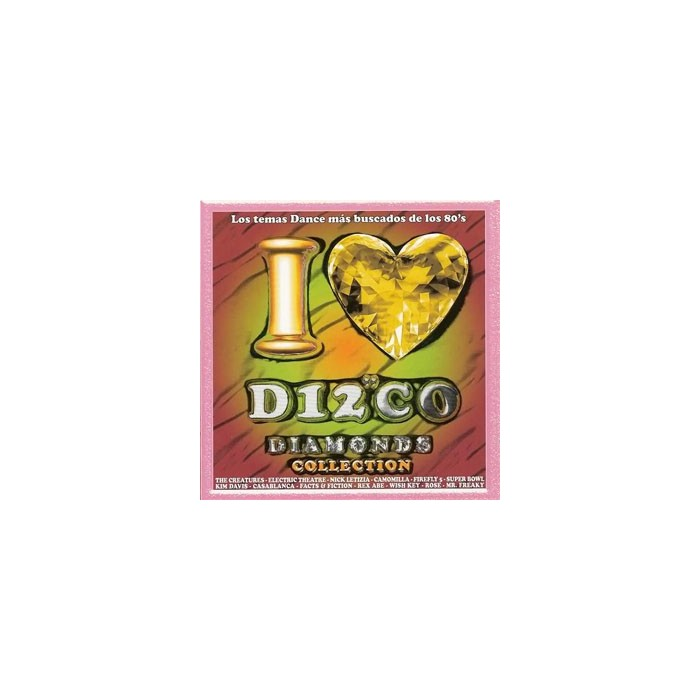 I LOVE DISCO DIAMONDS Vol.49