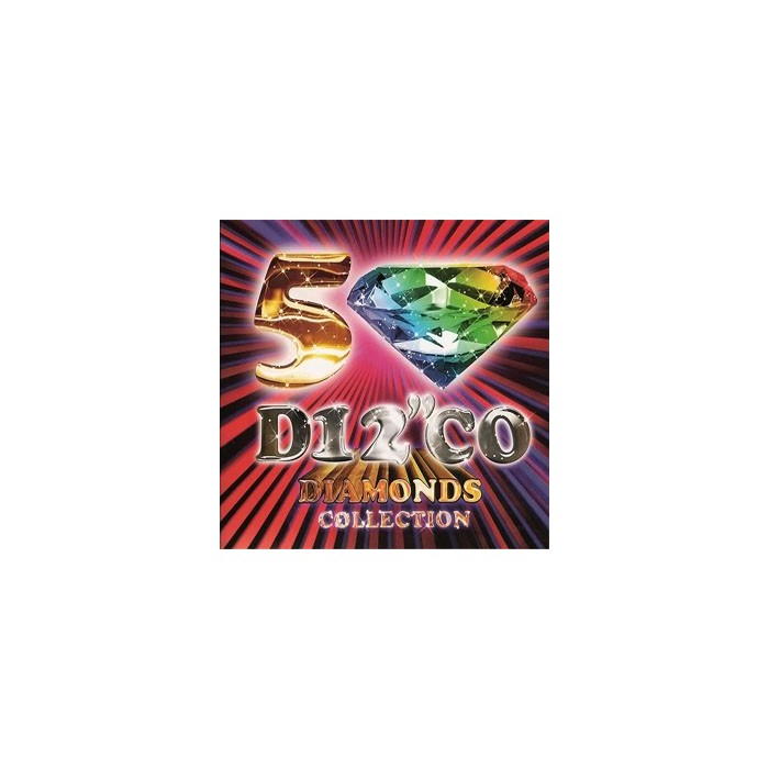 I LOVE DISCO DIAMONDS Vol.50